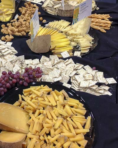 Dairy marathon: ACS Festival of Cheeses