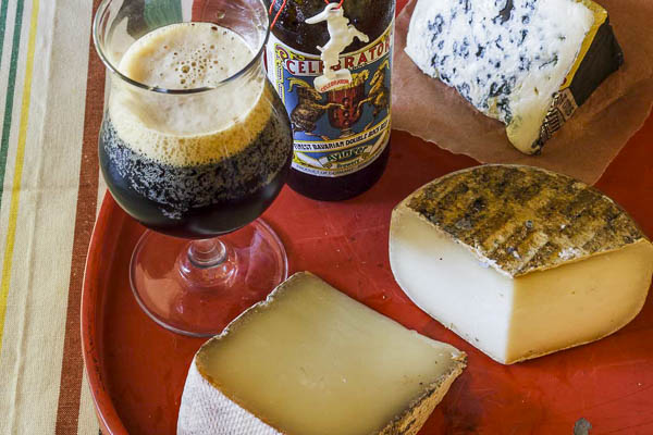 Bock Beer & Cheese