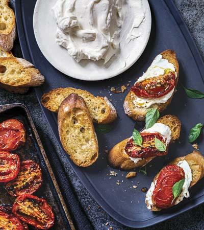 Tomato-Burschetta