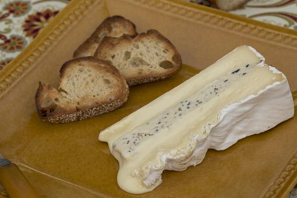 Aroma bomb: Maison de la Truffe Brie