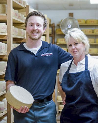 Joe Moreda with Karen Bianchi-Moreda
