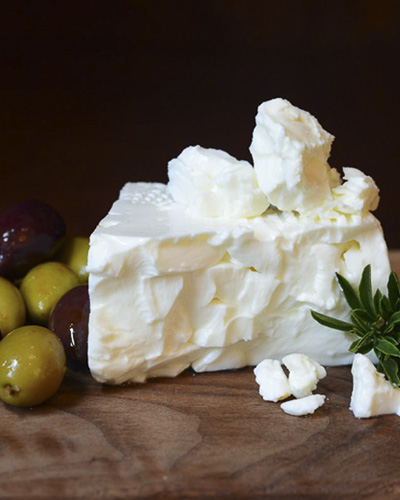 Colorado beauty: Fruition Farms feta
