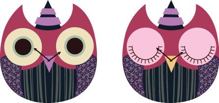 wooden owl clock 04