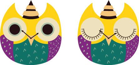 wooden owl clock 05