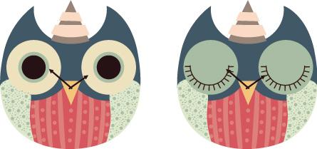 wooden owl clock 07