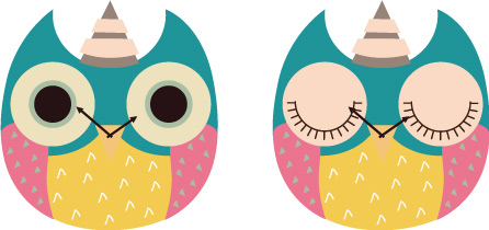 wooden owl clock 10