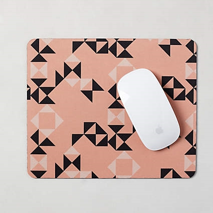 Anthropologie Geo Copula Mouse Pad via.