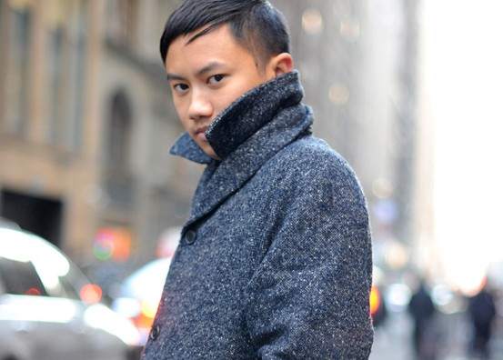 Tommy Ton of TommyTon.com.