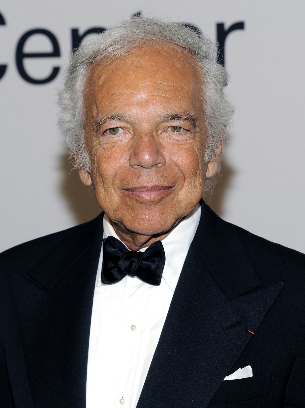 Ralph Lauren. Image via The New York Post.