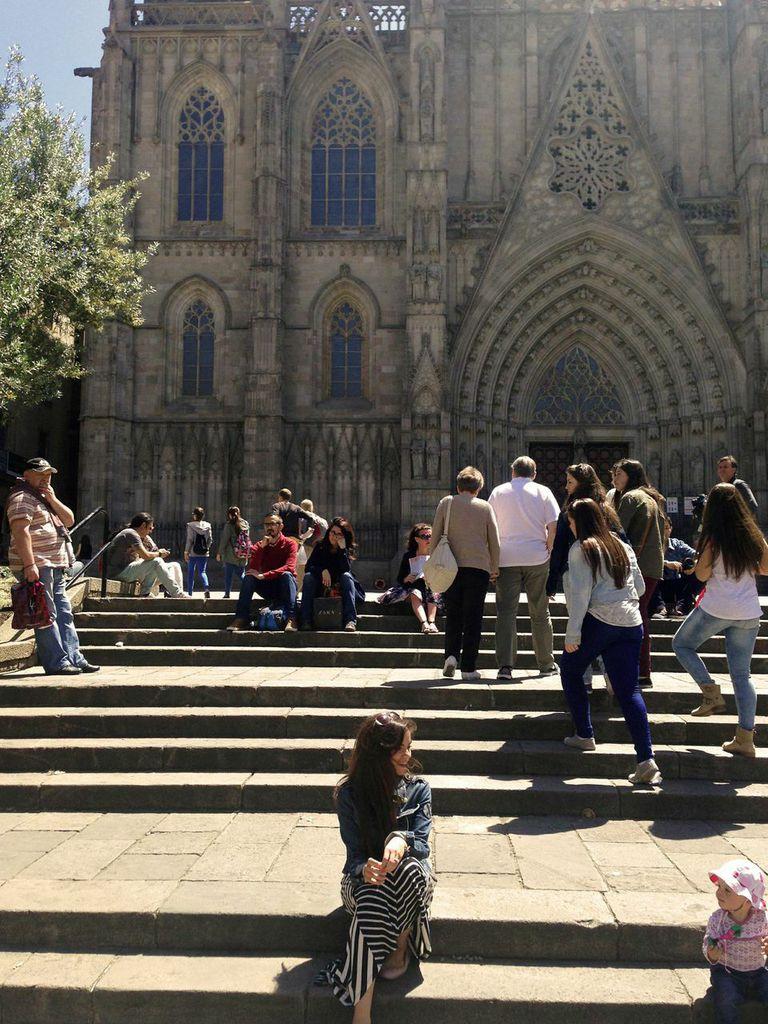 Nastasia in Barcelona