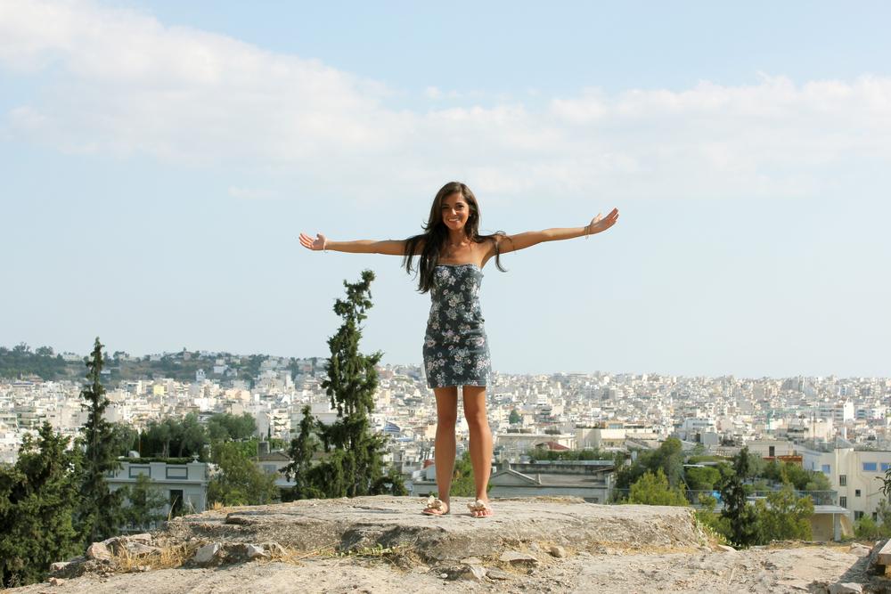 Nastasia in Athens