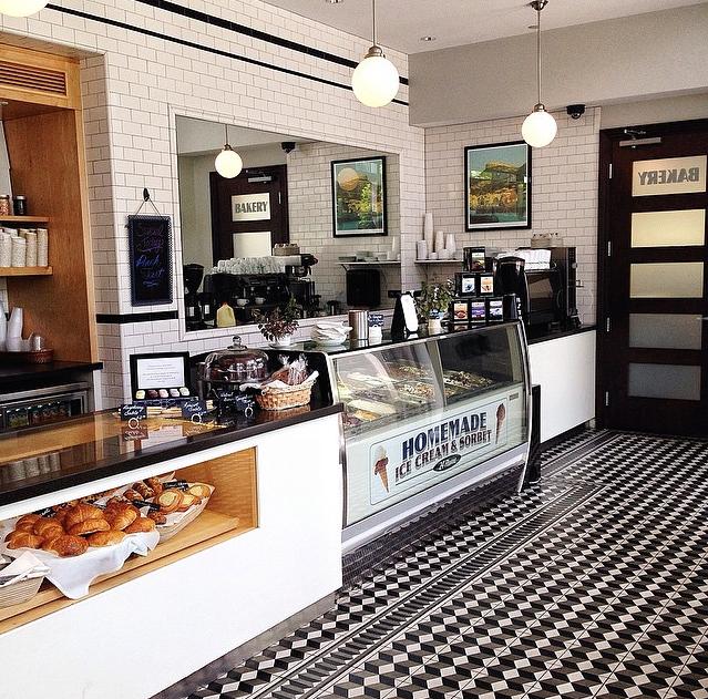 cassis bakery via @ninagracee