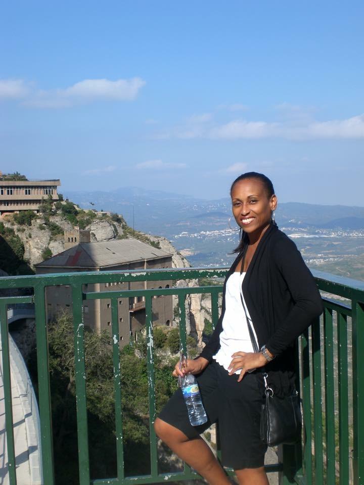 Nadeen in Montserrat