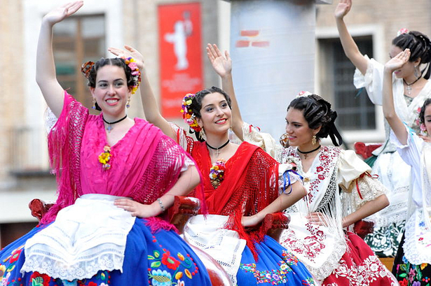 Participants in  Bando De La Huerta