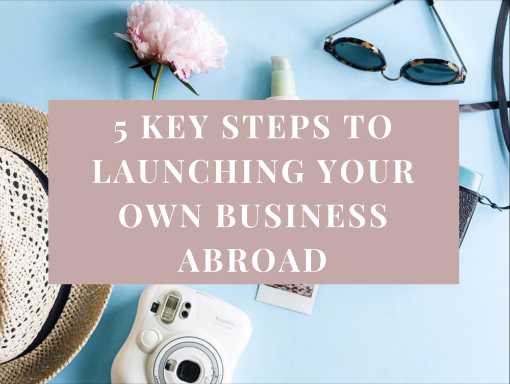 Limitless Bonus - Starting A Business Abroad