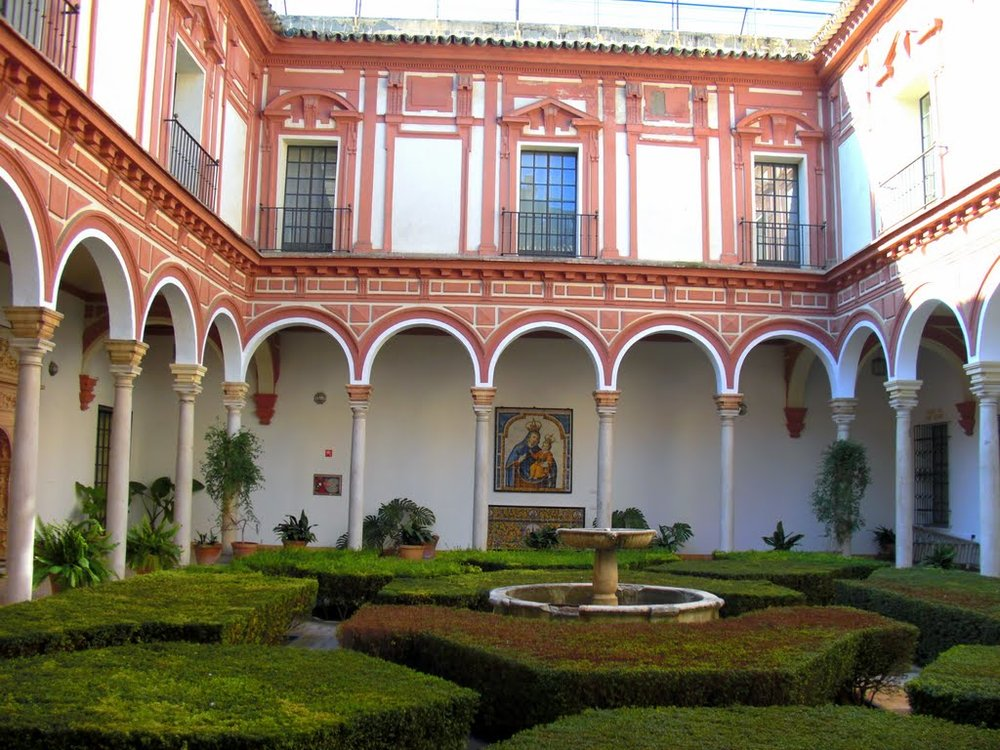 Museo de Bellas Artes Sevilla LMDES