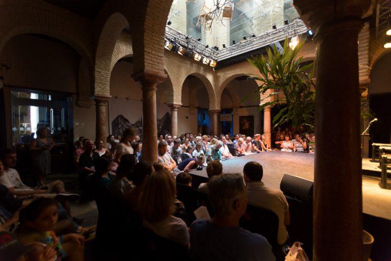 Museo de Baile Flamenco Sevilla LMDES
