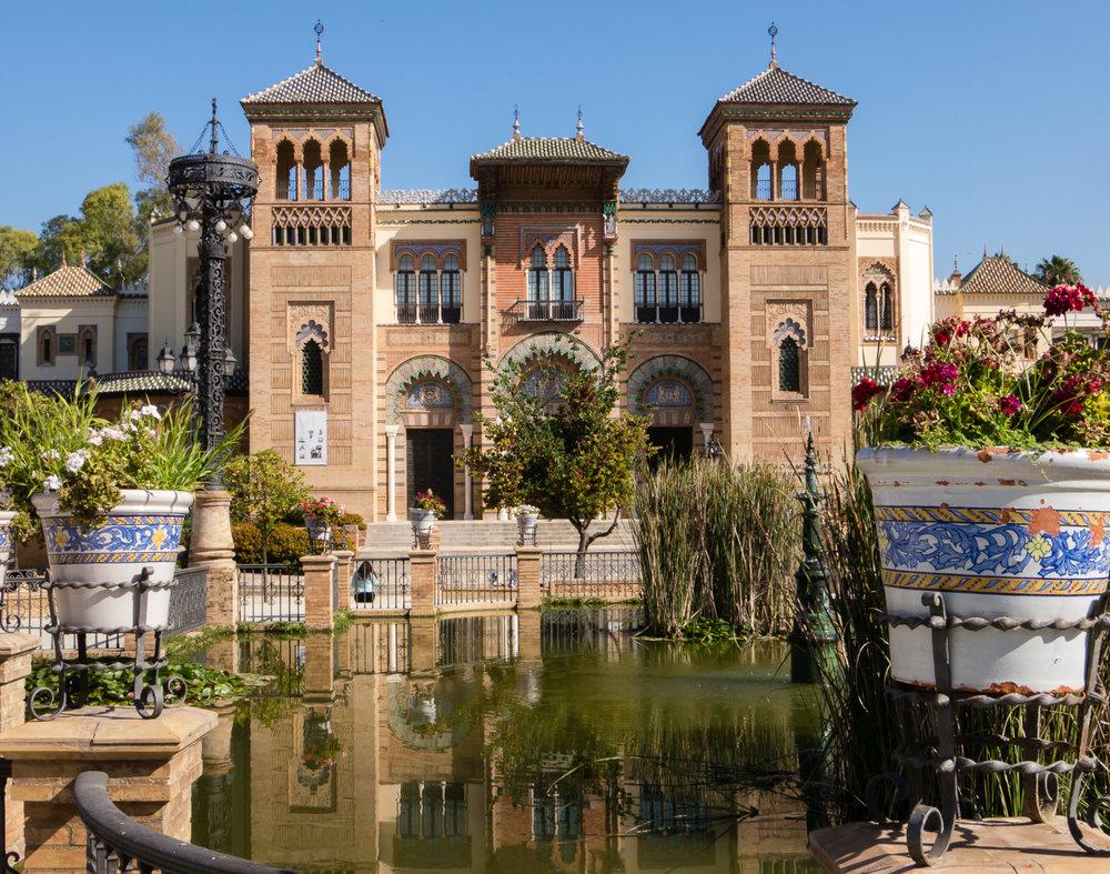 Museo de Artes y Costumbres Populares Sevilla LMDES