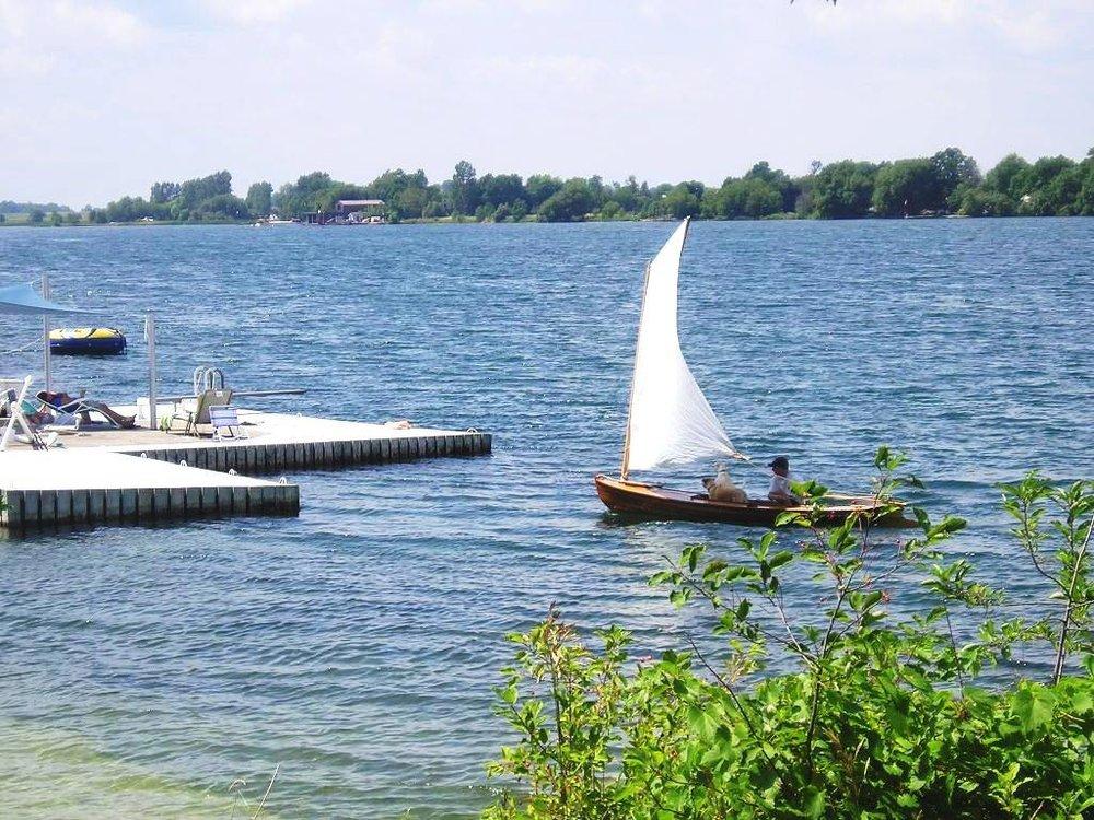 Wolfe Island Sailing