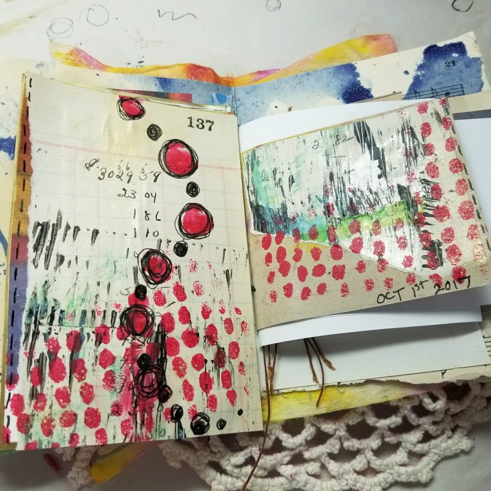 A Pocket Journal - View all the pages HERE!