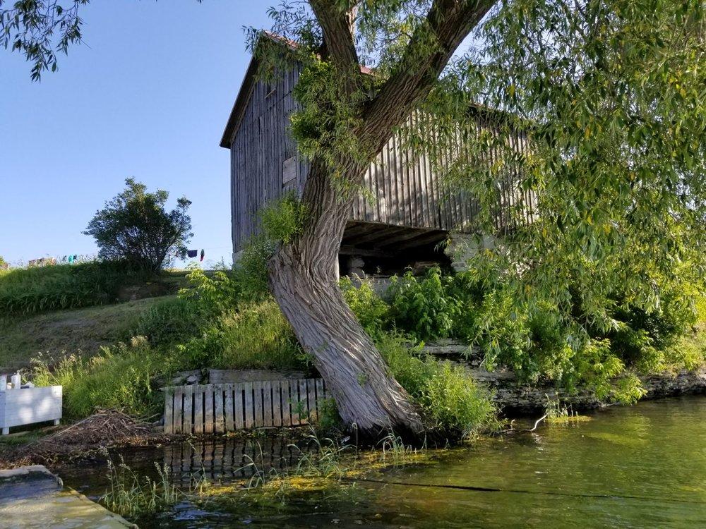 The Oats barn