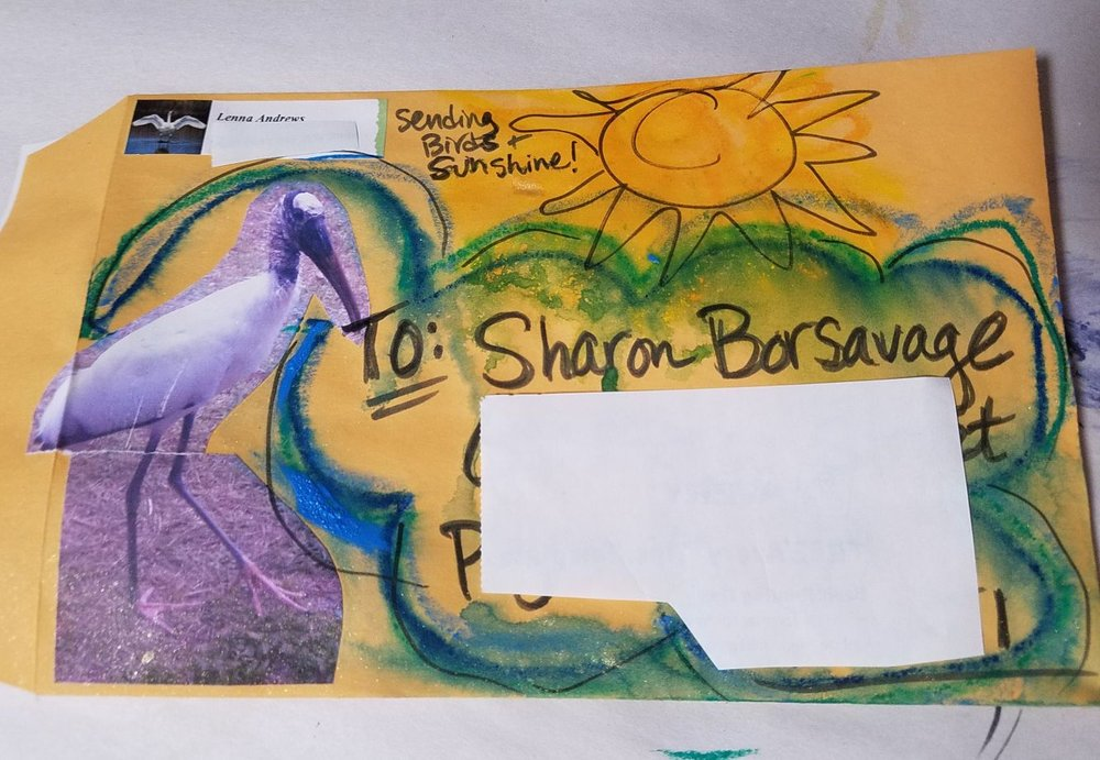 Mail Art for Sharon
