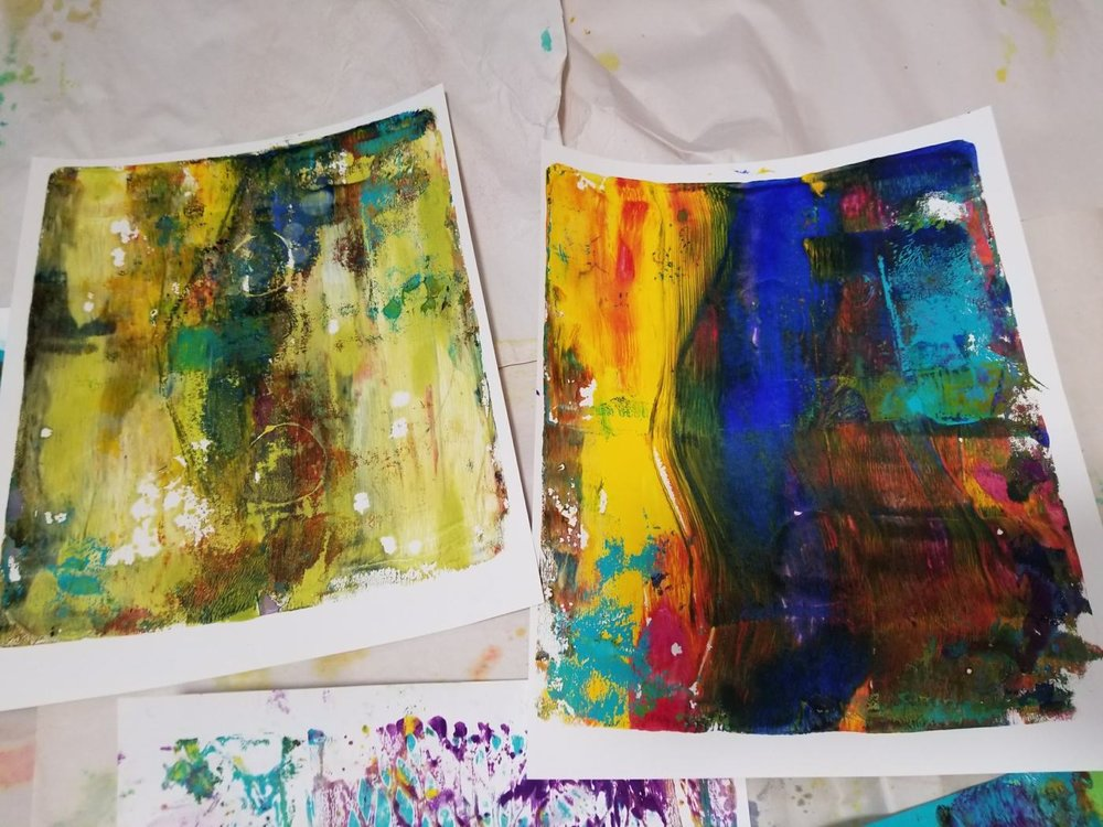 both are old paint plus hi-flow