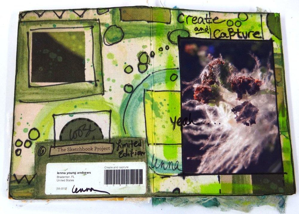 SBP 2012 Limited Edition/Create & Capture
