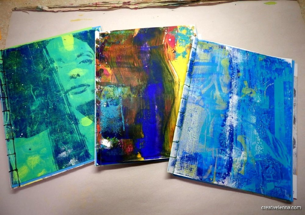 Our journals, finished