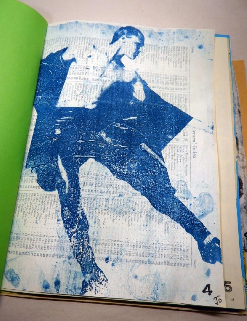 One of Jo's lovely prints
