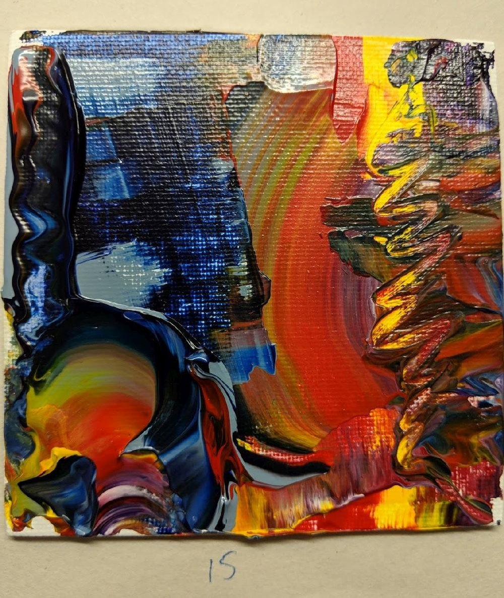 15: 4x4 canvas board