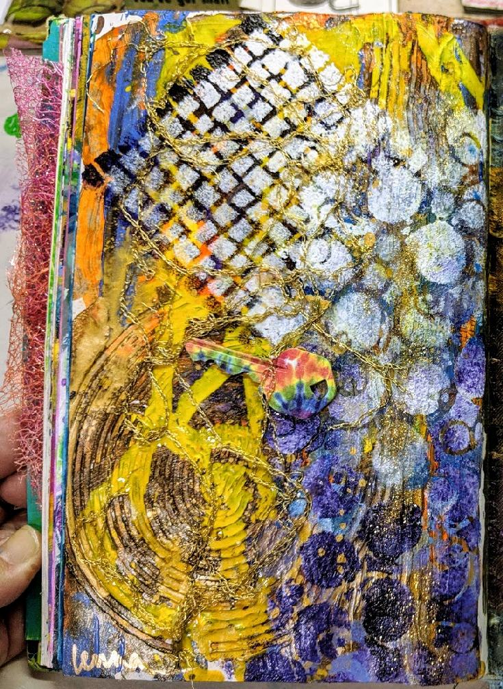 22: Altered Book