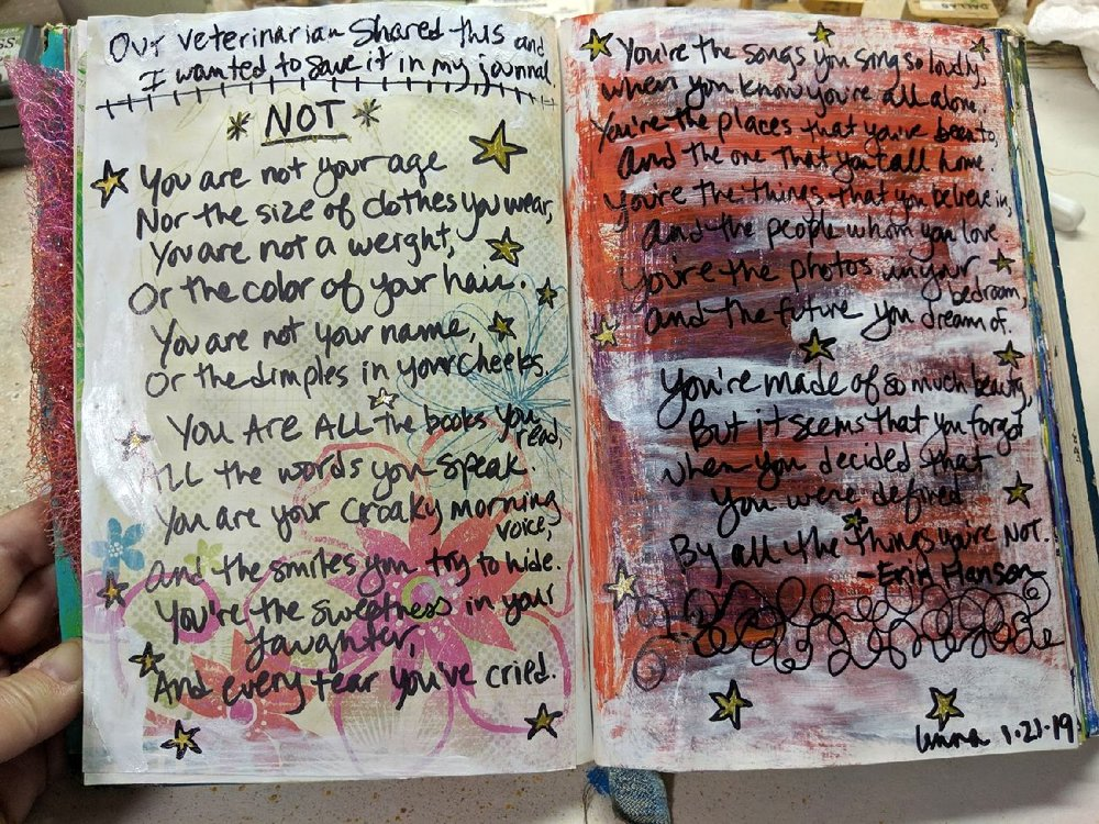 25: Altered Book