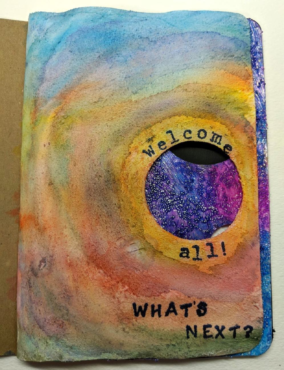 28: The Sketchbook Project