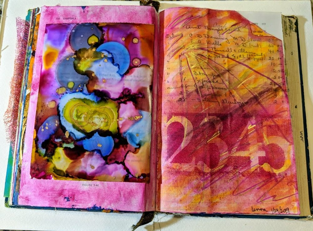 27: Altered Book