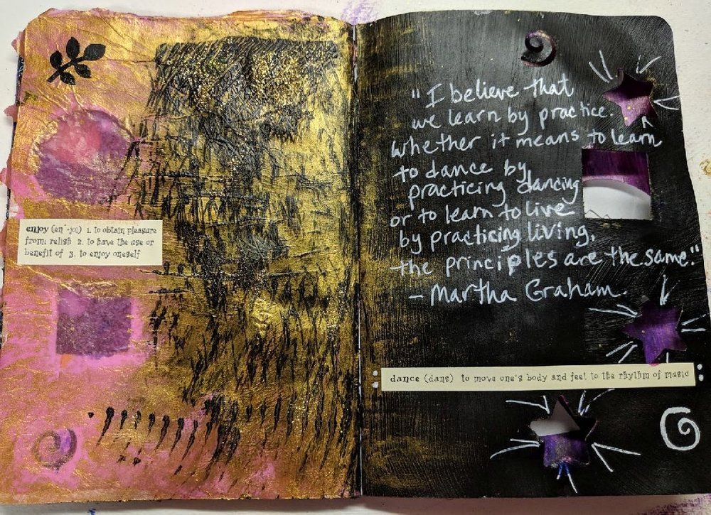 37 & 38: The Sketchbook Project