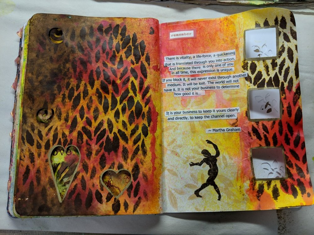 49+50: The Sketchbook Project