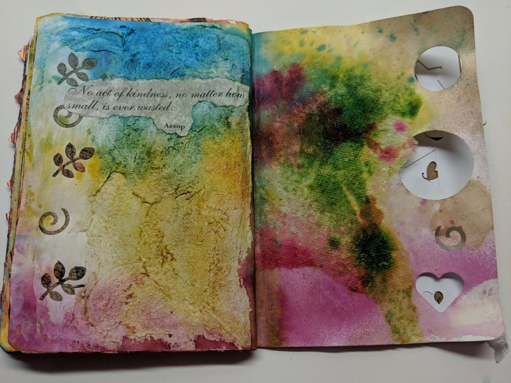 53+54: The Sketchbook Project