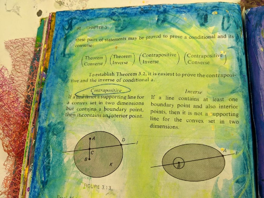 66: Altered Book