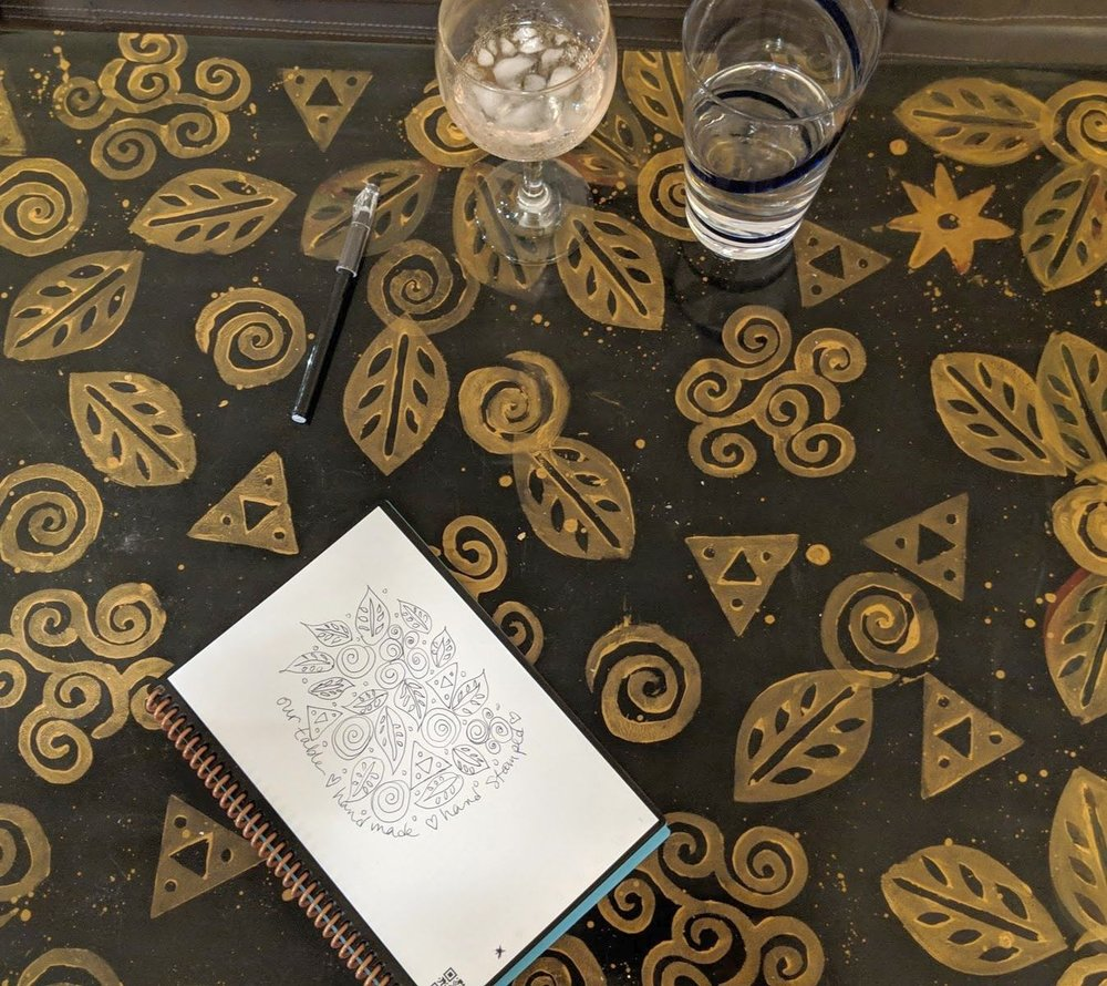 Table inspiration for 71