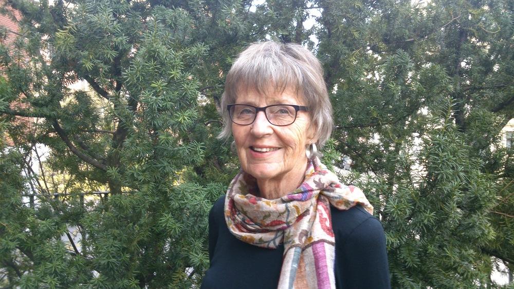 Anne Marie Hval Grøgaard, leder