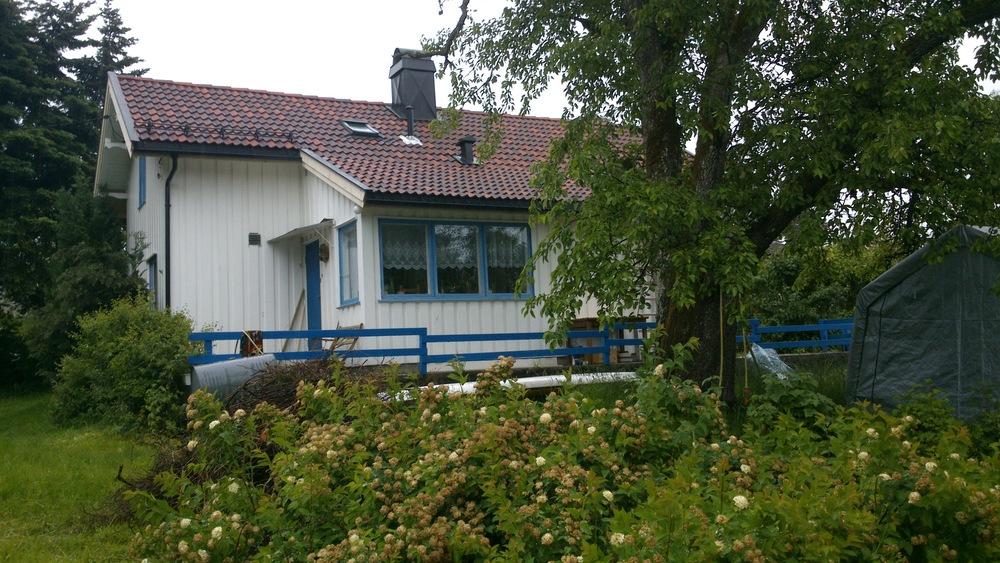 Sæterbråten som ga navnet til Bråten stasjon.Foto: Anne Marie Grøgaard