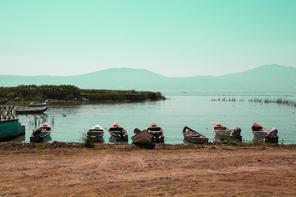 Lake Chapala, Jalisco, Mexico.