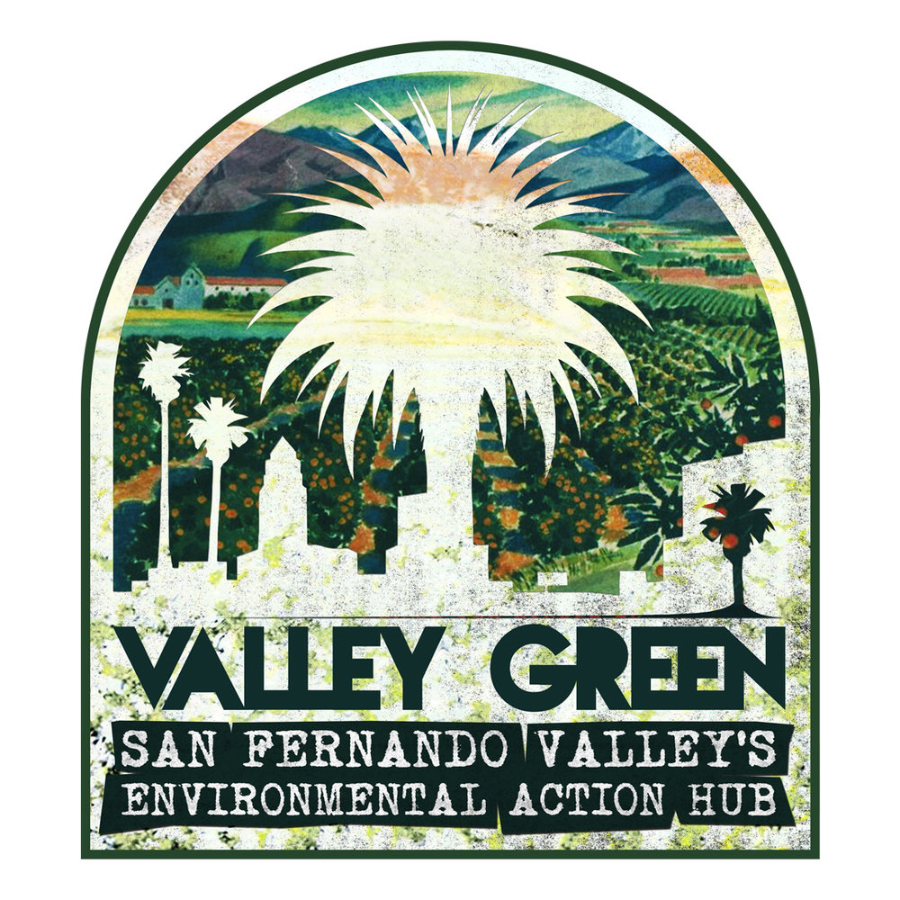 VALLEY GREEN - A resource for personal, social, and political action for creating a more environmentally holisitic Los Angeles & beyond.
