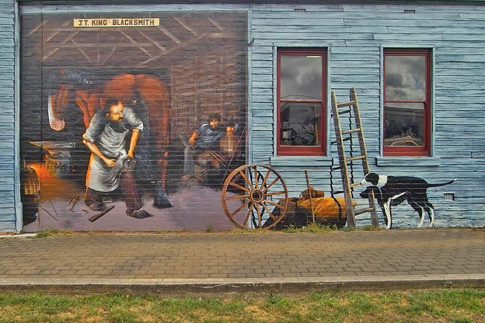 Sheffield Murals