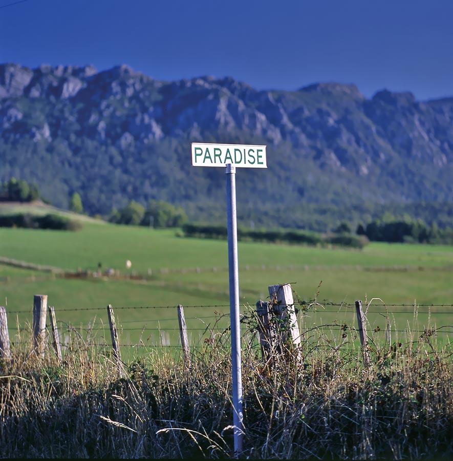 Paradise?