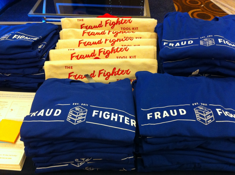 This is our idea of standard-issue gear for anyone who fights fraud.