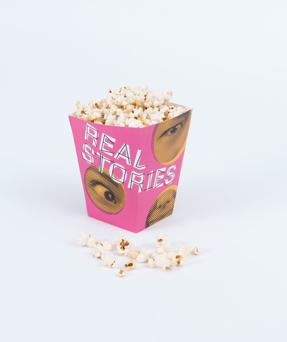 Popcorn Bucket Design