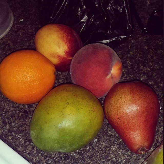 Real talk. These fruits have helped me correct my blood pressure and also decreased my anxiety dramatically!!!! I swear to God! #eatfruit #eatfresh and #live #healthy  Now only if i can stop the #drpepper ... NAWWWW