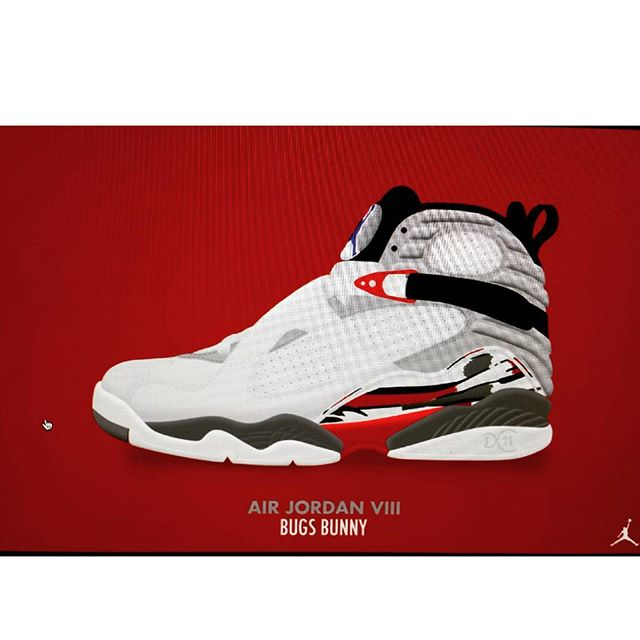 I need these NOW! #jordan #bugsbunny #jordans